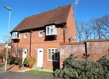 Thumbnail 1 bed semi-detached house to rent in Churchill Avenue, Bishops Waltham, Hampshire