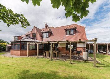 4 bed detached house for sale in Cresswell, Morpeth NE61
