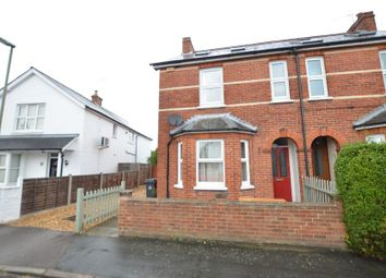Thumbnail 4 bedroom semi-detached house to rent in Alexandra Avenue, Camberley