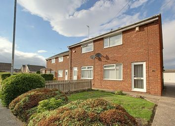 Thumbnail 2 bed semi-detached house for sale in Hoylake Close, Cottingham