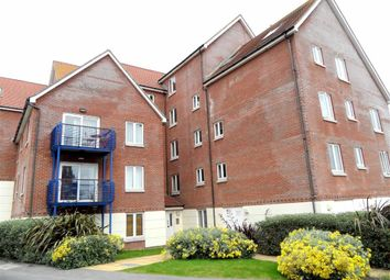Thumbnail 2 bed flat for sale in Corscombe Close, Weymouth, Dorset