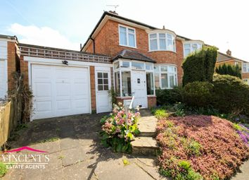Thumbnail 3 bed semi-detached house for sale in Mossdale Road, Braunstone Town, Leicester