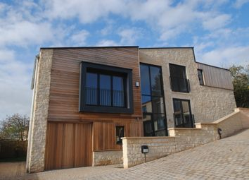 Thumbnail 4 bedroom detached house for sale in Box Lane, Bathford, Bath