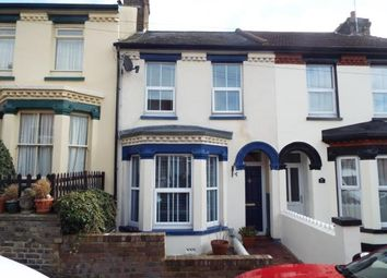 Thumbnail 2 bed terraced house for sale in Lascelles Road, Dover, Kent, England