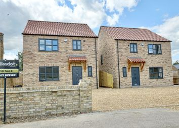 Thumbnail 3 bed detached house for sale in Owls End, Bury, Ramsey, Huntingdon