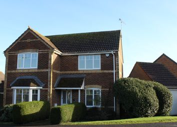 Thumbnail 3 bed detached house for sale in Ramsbury Drive, Hungerford
