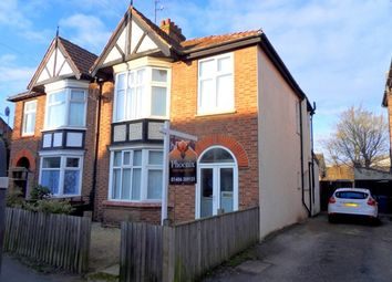 Thumbnail 3 bed semi-detached house for sale in Lynn Road, Wisbech, Cambridgeshire