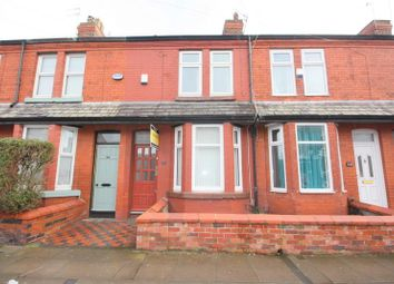 Thumbnail 2 bed terraced house to rent in Coronation Road, Crosby, Liverpool