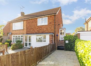 Thumbnail 3 bedroom maisonette for sale in Central Drive, St Albans, Hertfordshire