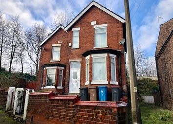 Thumbnail 4 bed shared accommodation to rent in Wallness Lane, Salford