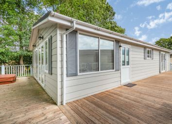 Thumbnail 2 bed mobile/park home for sale in Westfield Lane, Westfield, Hastings