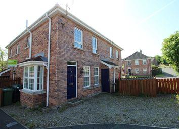 Thumbnail 2 bed terraced house for sale in Whitethorn Lane, Kinallen, Dromara