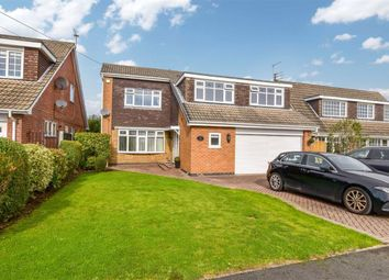 Thumbnail 4 bed detached house for sale in Hill Brow, Kirk Ella, East Riding Of Yorkshire