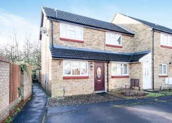 Thumbnail 1 bed end terrace house for sale in Burwell Meadow, Witney