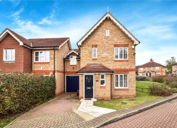 Thumbnail 4 bed semi-detached house for sale in Thistlefield Close, Bexley, Kent