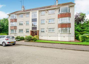 Thumbnail 2 bedroom flat for sale in Riverside Road, Waterfoot, Glasgow