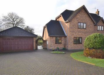 Thumbnail 4 bed detached house for sale in Dehavilland Drive, Yarnfield, Stone