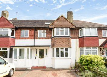 Thumbnail 4 bed terraced house for sale in Ashridge Way, Sunbury On Thames