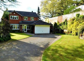 Thumbnail 4 bed detached house for sale in 59 Pool Lane, Brocton, Stafford.