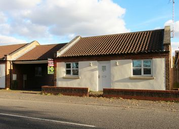 Thumbnail 2 bed semi-detached bungalow to rent in Commercial Road, Spalding