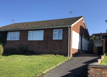 Thumbnail 2 bed semi-detached bungalow to rent in Greenway, Braunston, Daventry