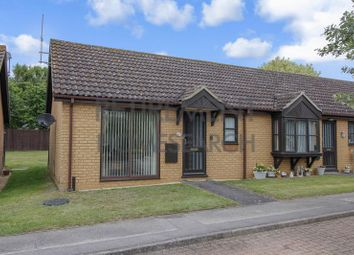 Thumbnail 1 bed bungalow for sale in Oaksmere Gardens, Ipswich