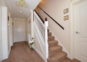 4 bed detached house for sale in Silver Birch Drive, Newport, Isle Of Wight PO30