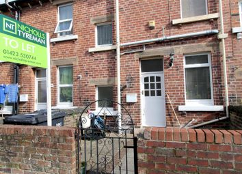 Thumbnail 1 bed flat to rent in Nydd Vale Terrace, Harrogate