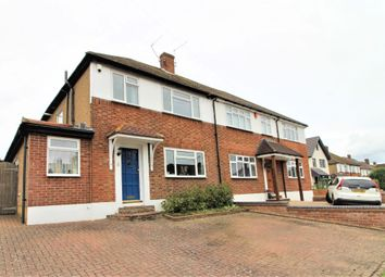 Thumbnail 3 bed semi-detached house for sale in The Gardens, Brookmans Park, Hatfield