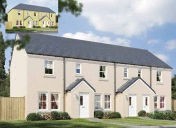 "Thumbnail 3 bedroom end terrace house for sale in ""The Newport"" at Stable Gardens, Galashiels"