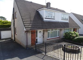 Thumbnail 2 bed semi-detached house for sale in 37 Cleviston Park, Llangennech, Carmarthenshire