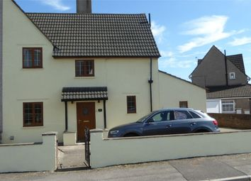 Thumbnail 3 bed semi-detached house for sale in Marsh Road, Chepstow, Chepstow