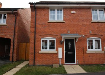 Thumbnail 2 bed end terrace house to rent in Kingsdown Road, Lincoln