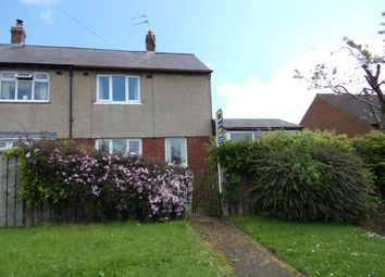 Thumbnail 2 bed semi-detached house for sale in St. James Estate, Alnwick