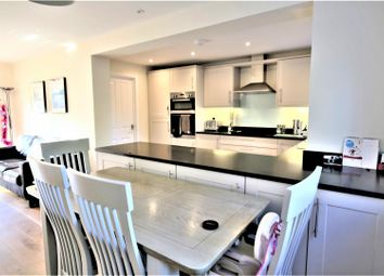 Thumbnail 4 bed detached house for sale in West Well Lane, Theale, Wedmore