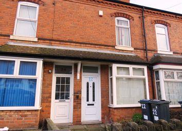 Thumbnail 3 bed terraced house for sale in Berkeley Road East, Yardley, Birmingham