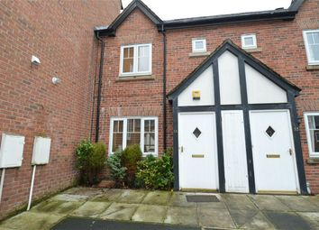 Thumbnail 2 bed terraced house to rent in Eastgate, Macclesfield, Cheshire
