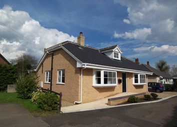 Thumbnail 2 bedroom detached bungalow to rent in London Road, Halesworth