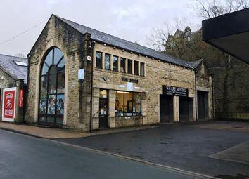 Thumbnail Light industrial to let in Showroom, Valley Road, Hebden Bridge
