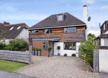 Thumbnail 4 bed detached house for sale in Belle Vue Road, Henley-On-Thames, Oxfordshire