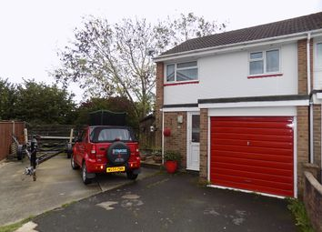 Thumbnail 3 bedroom end terrace house for sale in Redrise Close, Holbury