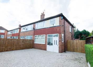 Thumbnail 3 bed semi-detached house for sale in Grange Park Walk, Leeds