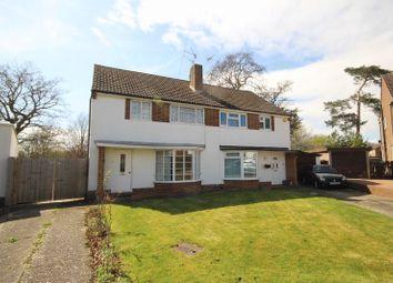 Thumbnail 3 bed semi-detached house for sale in Meadway, Hildenborough, Tonbridge