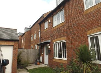 Thumbnail 4 bed semi-detached house for sale in Orford Close, Golborne, Warrington