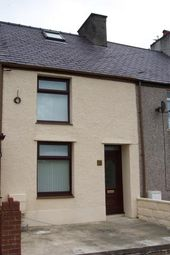 Thumbnail 3 bed terraced house to rent in 24, Hyfrydle Road, Talysarn
