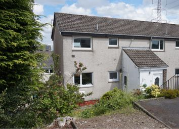 Thumbnail 1 bed flat for sale in Portree Crescent, Polmont