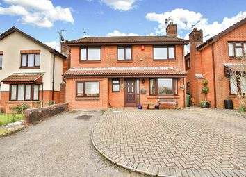 Thumbnail 4 bedroom detached house for sale in Copperfield Drive, Thornhill, Cardiff