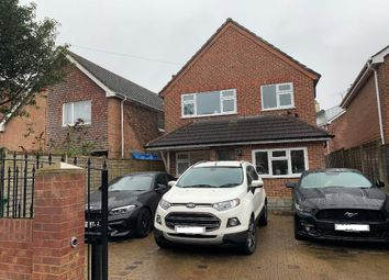 Thumbnail 3 bed detached house to rent in Newbury, Berkshire