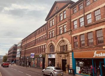 Office to let in Devonshire Works, Carver Street, Division Street, Sheffield S1