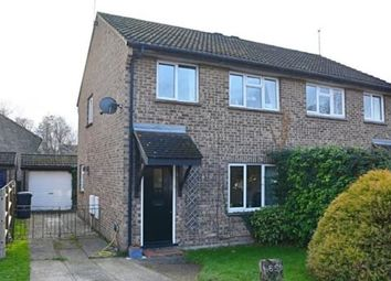 Thumbnail 3 bedroom semi-detached house to rent in Willowmead, Hertford